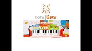 Bērnu klavieres - SMILY PLAY PIANO