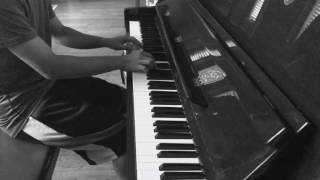 Martin Garrix & Dua Lipa - Scared To Be Lonely (Piano Cover)