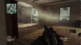 MW3 shotgun silent shot montage