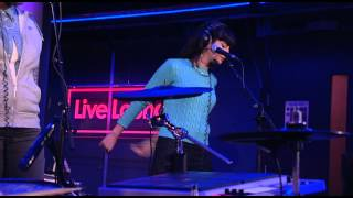 Clean Bandit - Earthquake - In the BBC Radio 1 Live Lounge
