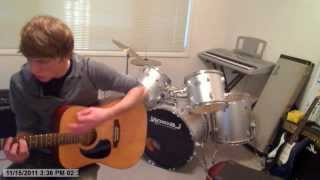 Adam Marsac Must Have Done Something Right (Relient K Cover)
