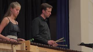 Bill Withers - Lean on Me - Marimba Cover