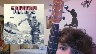 Rock It For Me - Caravan Palace (Acoustic Guitar Cover)