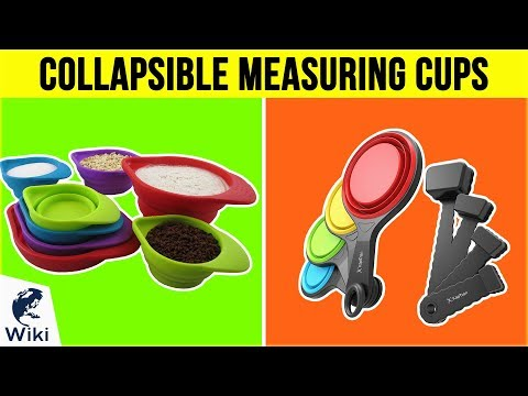 10 Best Collapsible Measuring Cups 2019