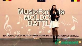 29 Mihaela Mirca - Zombie | MFK Moldova Battle 2016