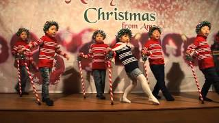kids Christmas performance - Jingle bell rock width=