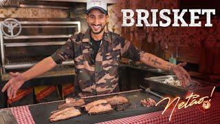 Como Fazer Brisket! American BBQ | Netão! Bom Beef #74