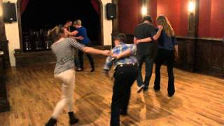 6 Count Jitterbug Swing Demo with Kenny & Delilah