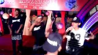 BGlow Jiggy NC & Yjax ,Dom P MC from Atlas City - NGACA DULU!!!