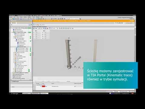 Układy kinematyczne 4D jako standardowa funkcja sterownika technologicznego SIMATIC