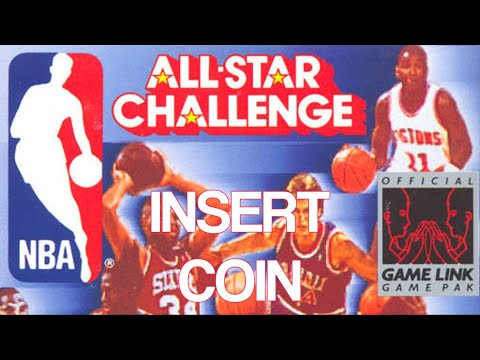 NBA All-Star Challenge (1991) - Game Boy - Especial All-Star Weekend