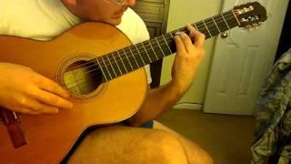 1970 flamenco guitar