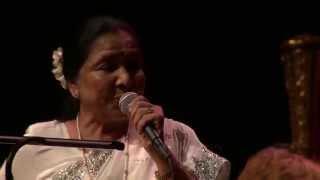 Asha Bhosle & Metropole Orchestra- O Mere Sona Re- width=