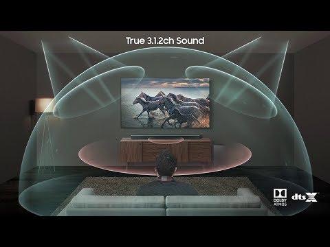 Soundbar Q76R – Adaptiv lyd