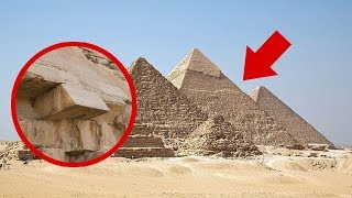 EXPLORING INSIDE THE GREAT PYRAMIDS! (Rare Footage) width=