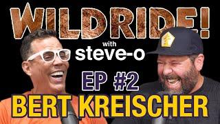 Wild Ride! with Steve-O - Episode #2 Bert Kreischer