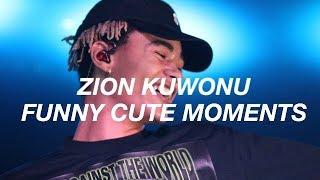Zion Kuwonu • Funny Cute Moments