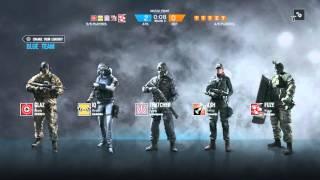Tom Clancy's Rainbow Six® Siege Peak hole