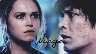 Bellamy & Clarke | Wings [+ 4x13]
