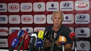 René Girard : «Je suis satisfait du résultat,  mais pas de la manière»
