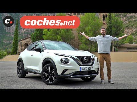 Nissan Juke 2020   Primera prueba / Test / Review en español   coches.net
