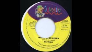 Heads High Remix -   Mr Vegas  (INSTRUMENTAL)  Filthier Riddim