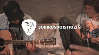Subirusdoistiozin - Criolo (Pedro Schin, Gui Heleodoro & Beatzotto cover acústico) Nossa Toca
