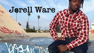 SKATEBOARDING WITH JERELL WARE!!!