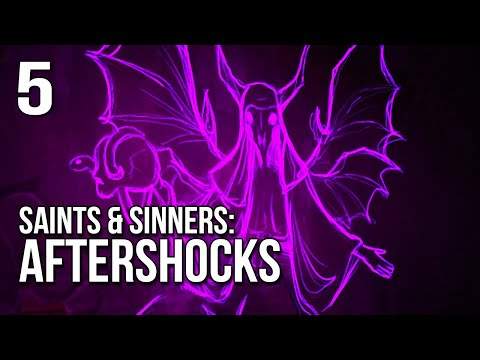 S&S: Aftershocks | Part 5 | The Devil Hides In The Darkness