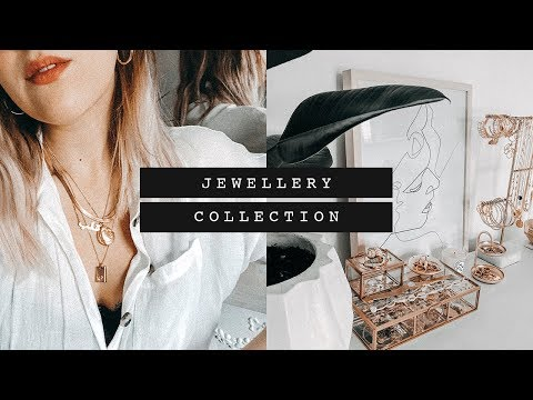 JEWELLERY COLLECTION | EVERYDAY + MOST WORN PIECES | I Covet Thee