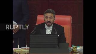 Turkey: Parliament approves deployment of Turkish troops to Qatar