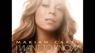 Mariah Carey - I Want To Know What Love Is (Moto Blanco Remix)