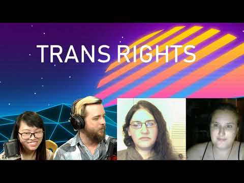Trans Rights Panel Discussion