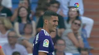 REAL MADRID, 1 - REAL VALLADOLID, 1 (24-08-2019, JORNADA 2 LALIGA 2019/20)