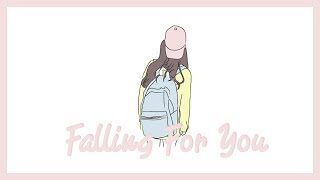 peachy! – falling for you ♥ w/ mxmtoon (lyrics)