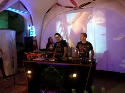 Moonbeam (live) @ Beach Club 117. Feodosiya. Ukraine (07.08.2011)