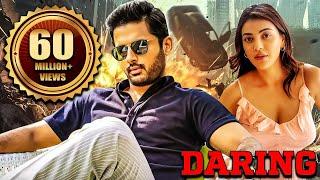 Daring (2016) Full Hindi Dubbed Movie   Nitin, Kajal Agarwal   Nitin Movies Dubbed in Hindi
