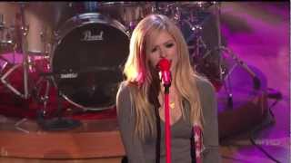 Avril Lavigne - Hot @ Live at Dancing With The Stars 20/11/2007