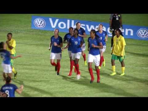 Sasol Banyana Banyana vs France