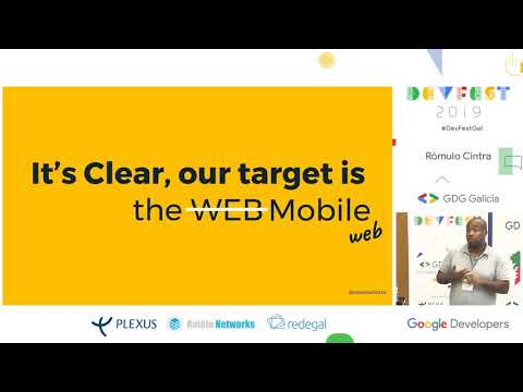 video thumbnail for PWA - The hidden stories about the future of the web / Rómulo Cintra / GDG DevFest Galicia 2019