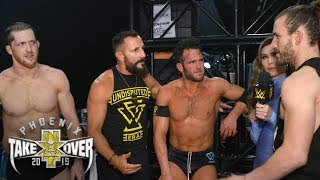 The Undisputed ERA vow to rally back stronger than ever: WWE Exclusive, Jan. 26, 2019