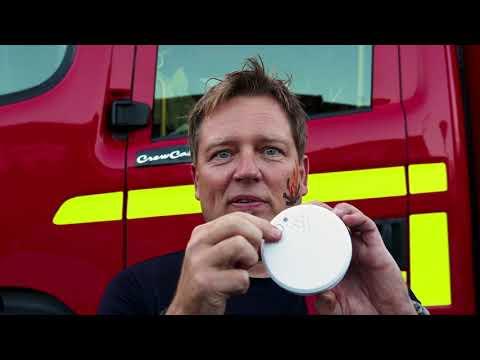 Testa din brandvarnare
