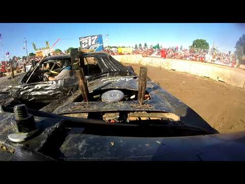 #72 DEMOLITION DERBY SANDWICH IL