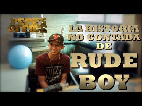LA HISTORIA QUE NO SE CONTÓ DE RUDE BOY, AHORA GANADOR DE TENGO TALENTO MUCHO TALENTO - Pepes Office