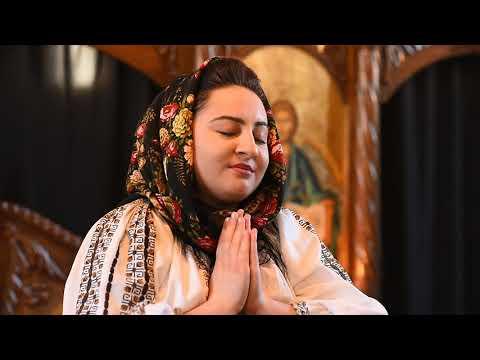Larisa Ștefania - Domnul Iisus a întrebat