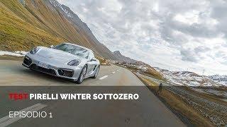 Motorionline testa le Pirelli Winter Sottozero | EPISODIO 1