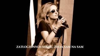 Patrycja Markowska - Tylko mnie nie strasz (NOWY SINGIEL-WERSJA OFICJALNA HD!)