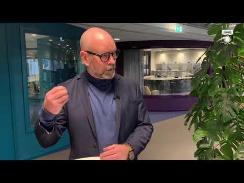 Kristina Sundin Jonsson informerar om det aktuella läget, onsdag 28 oktober