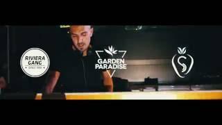 GARDEN PARADISE w/ SAM PAGANINI @ LA SUERTE summer Club