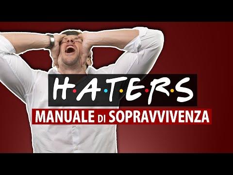 HATERS: manuale di sopravvivenza | Avv. Angelo Greco